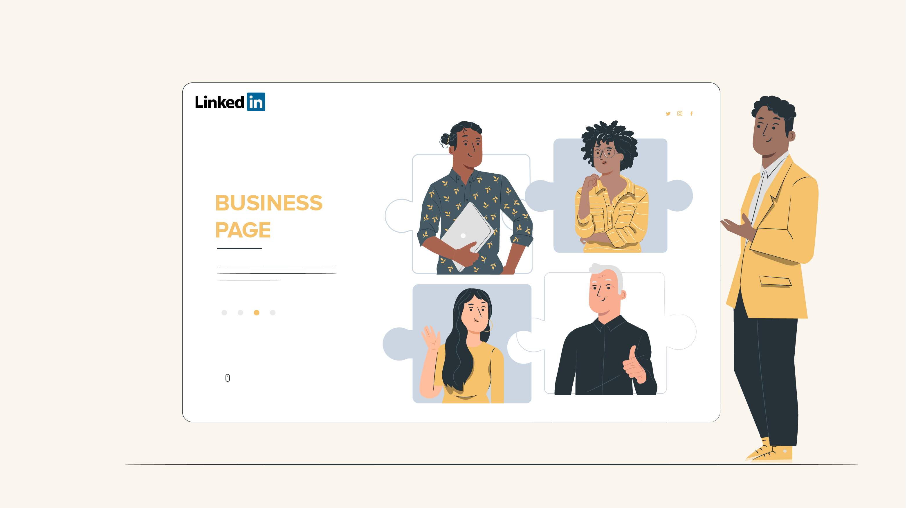 How to Grow LinkedIn Business Page with these 6 Proven Tips?