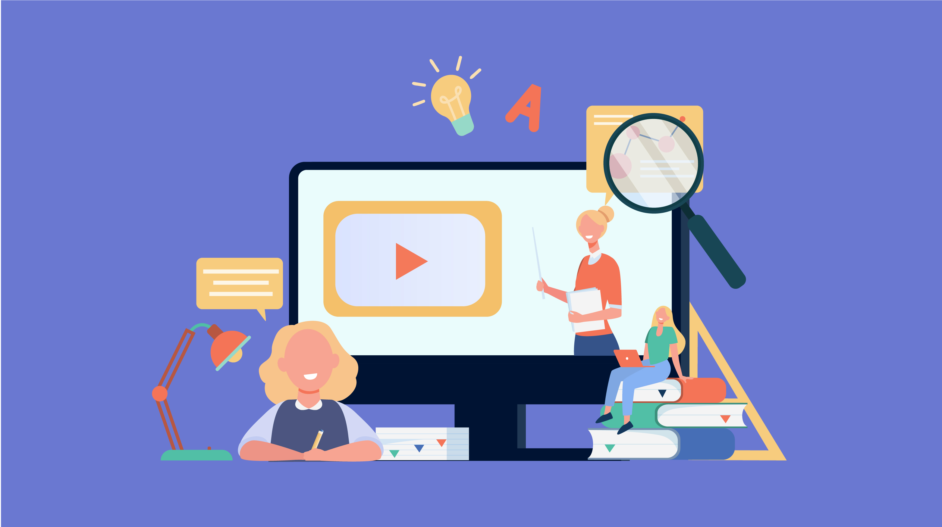 How to Make Educational Videos- A Complete Guide