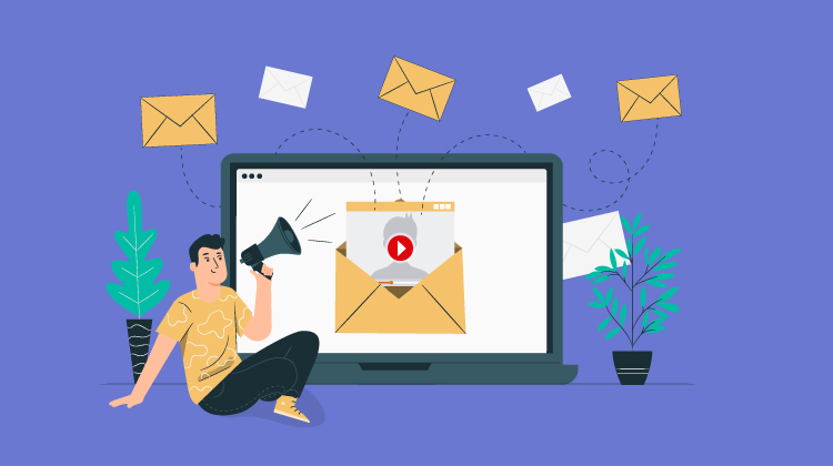 How videos in Email Marketing will increase engagement and open rate