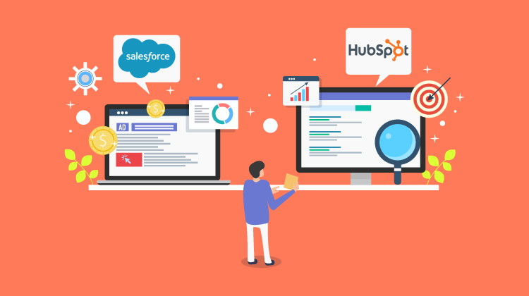 HubSpot vs Salesforce: In-depth comparison