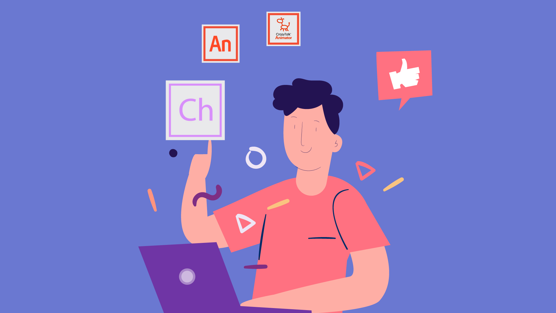 Steps to Choose Character Animation Software for Stunning Video Creation
