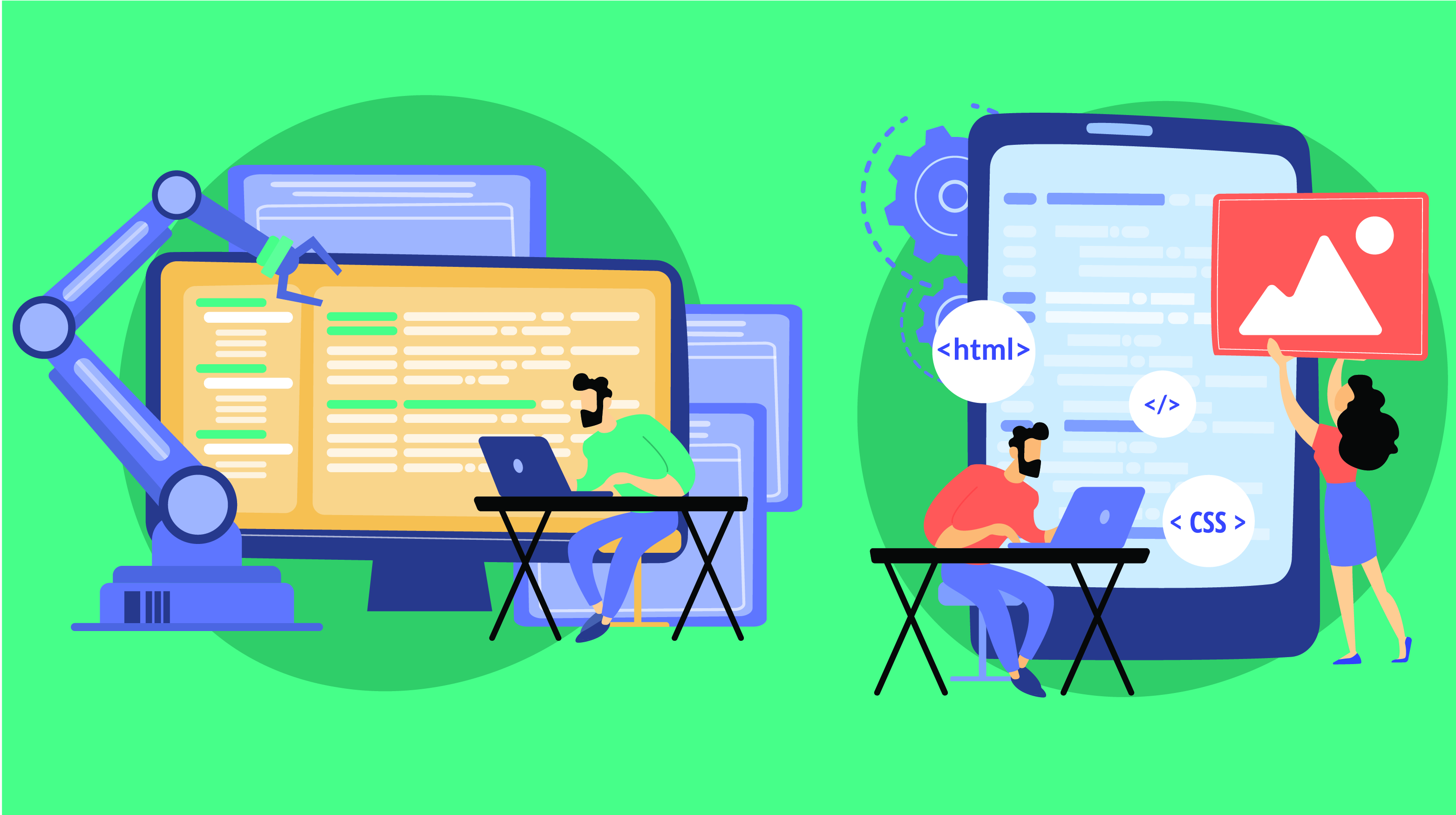 Web Development vs Software Development: All you need to know