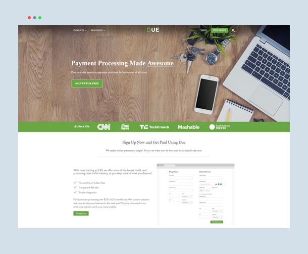 Webdew Portfolio - DUE