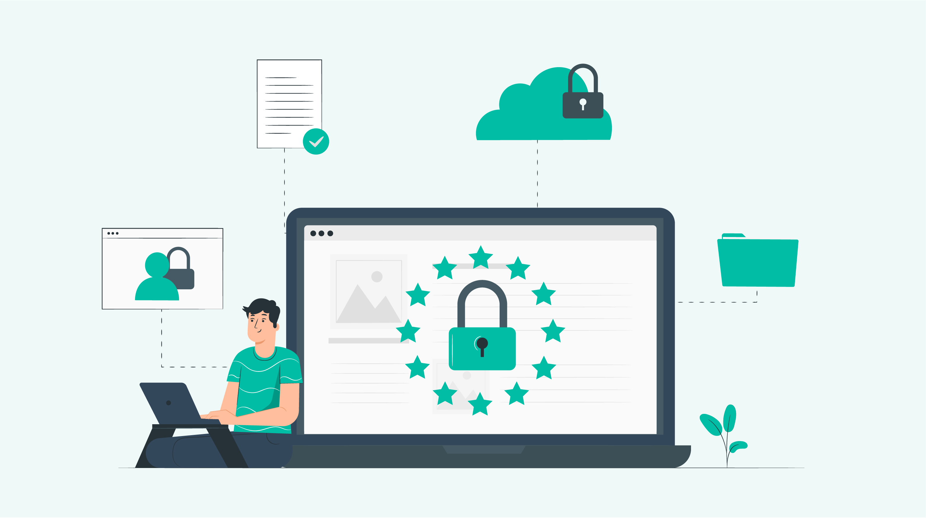A Complete Guide that will help you Protect Websites Data