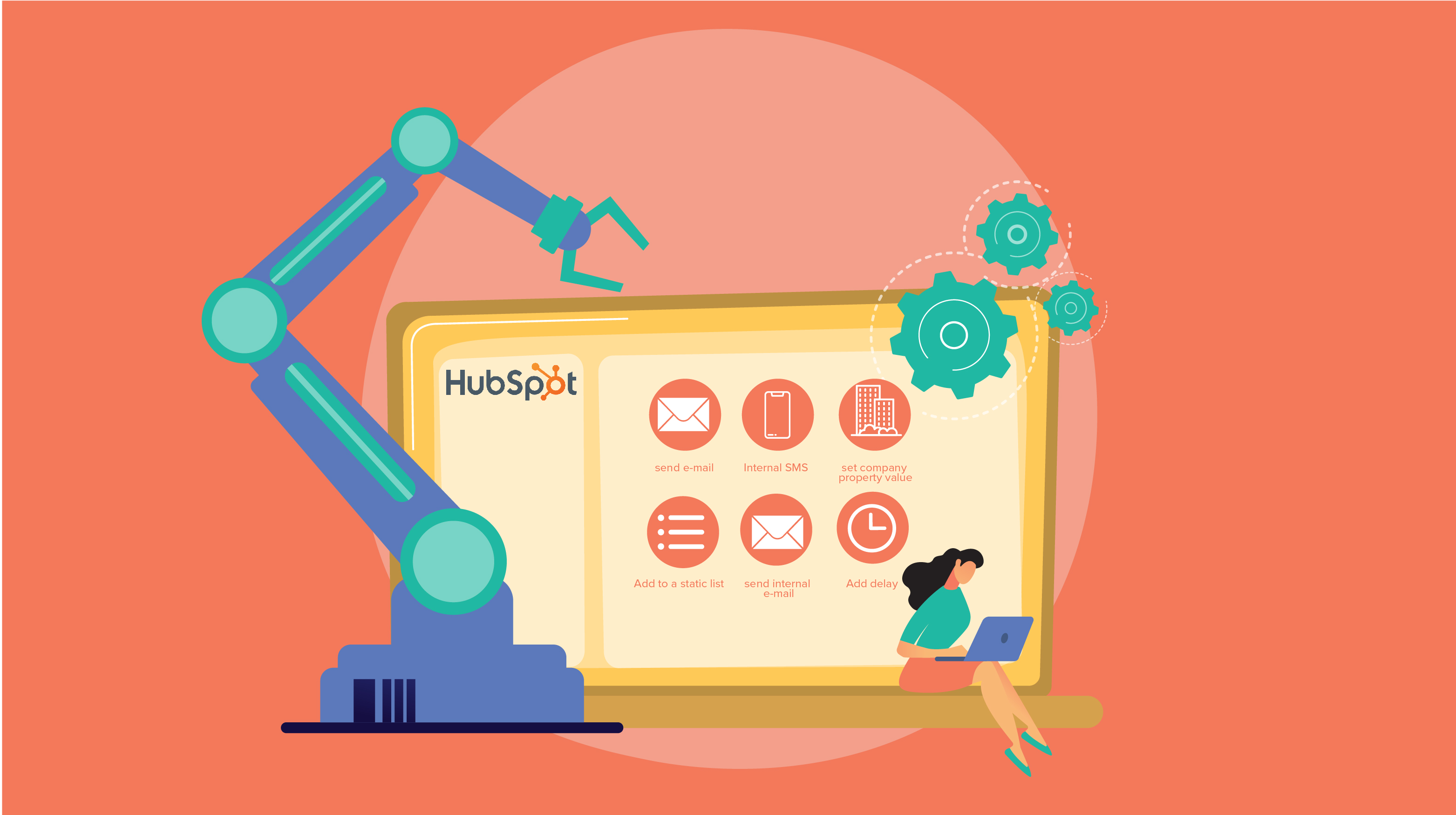 All you need to know about HubSpot Workflow Automation