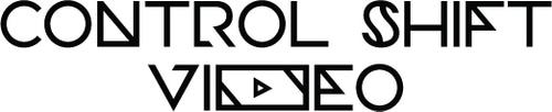 Control Shift Video logo