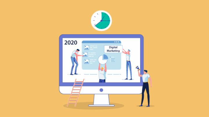 Top Digital Marketing Trends of 2020