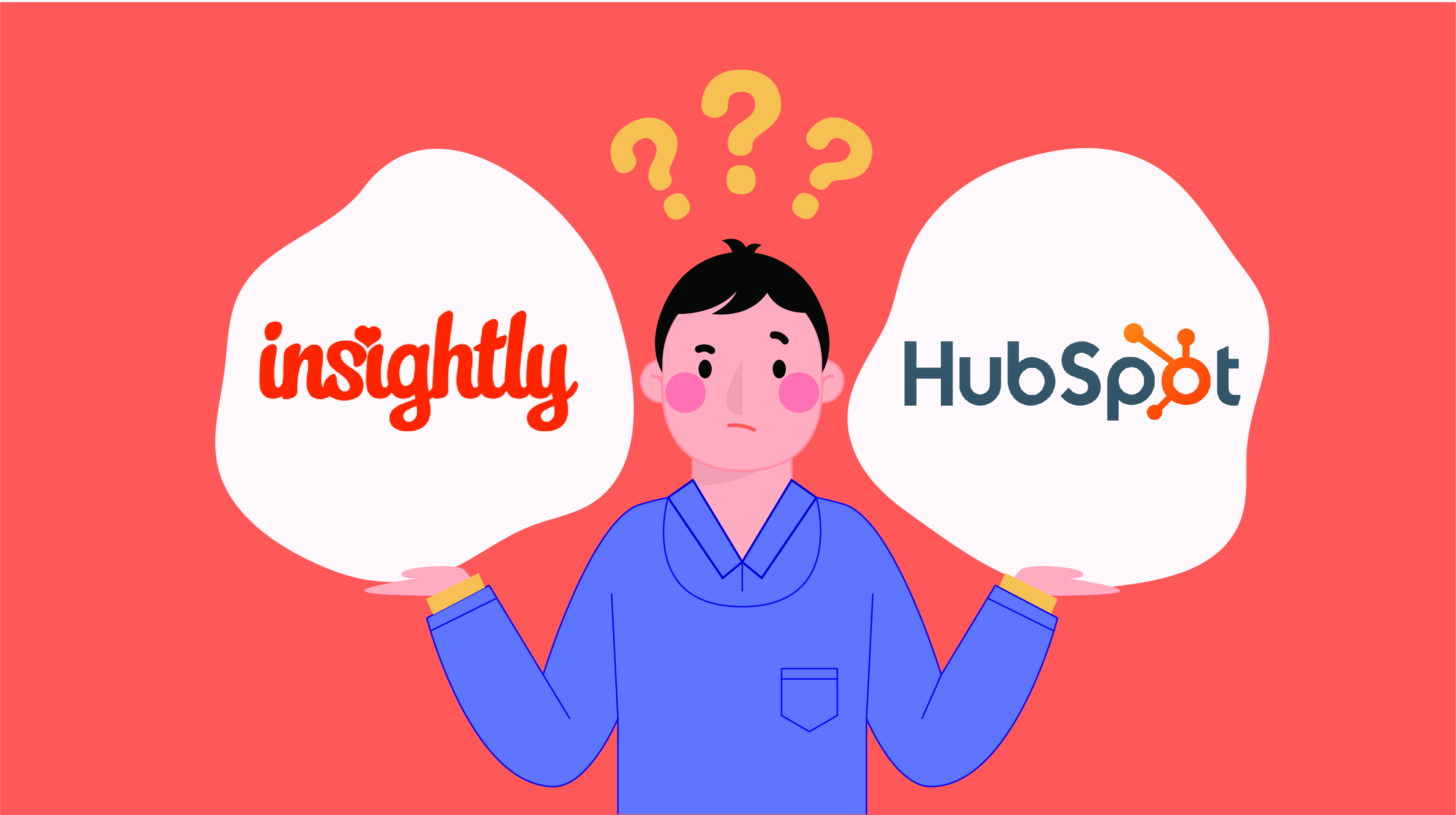 Everything You need to know about HubSpot Vs. Insightly