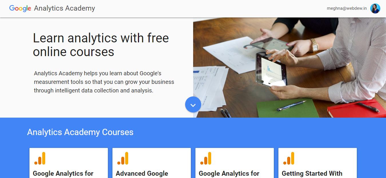 Google Analytics Certified