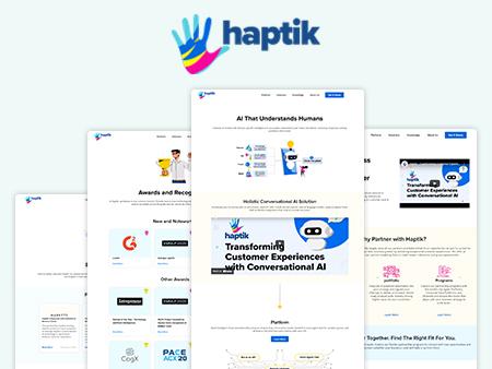 pixel-perfect-migration-and-website-development-for-haptik