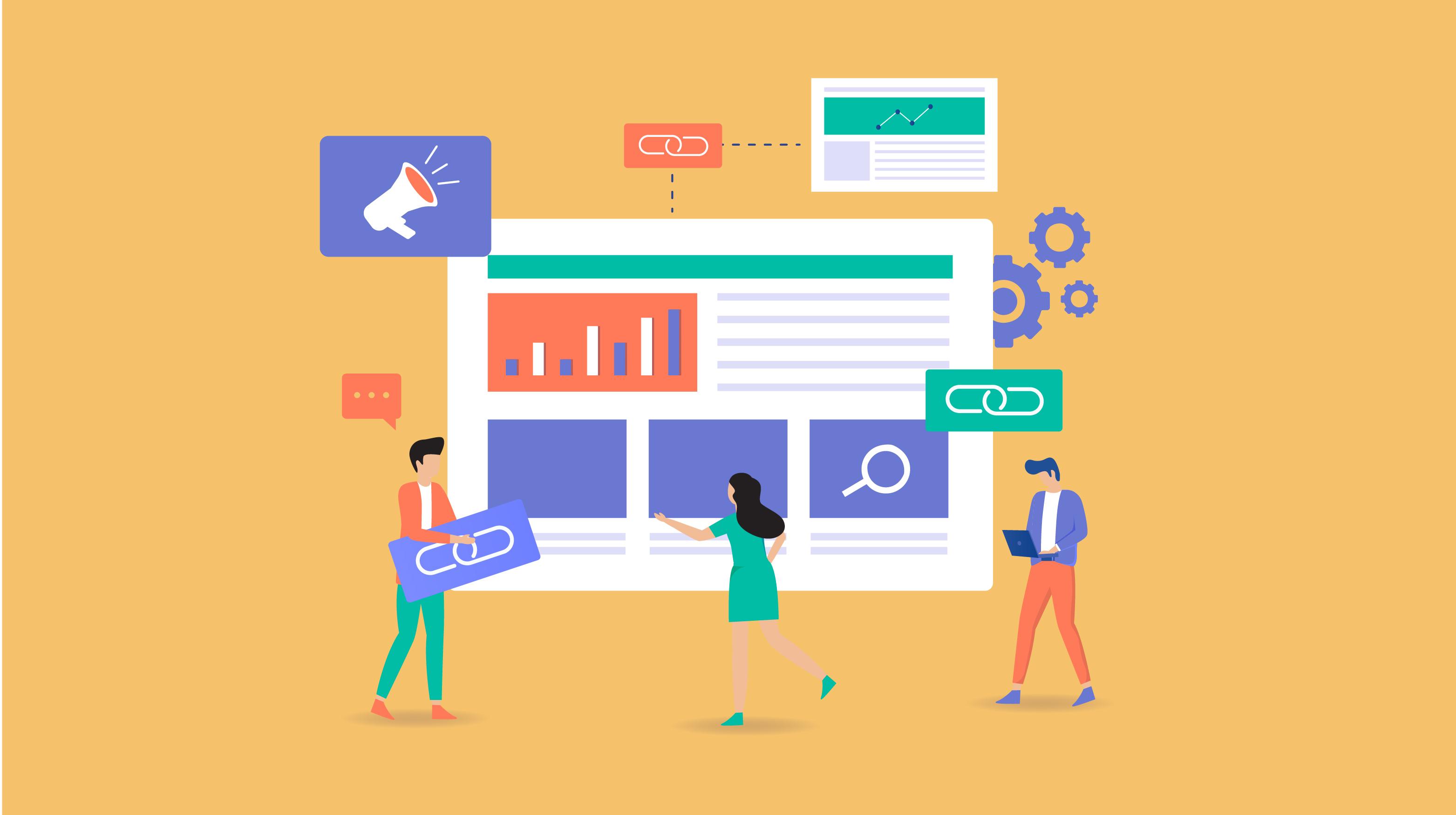 How do Backlinks help you Analyze your Link Profiles?