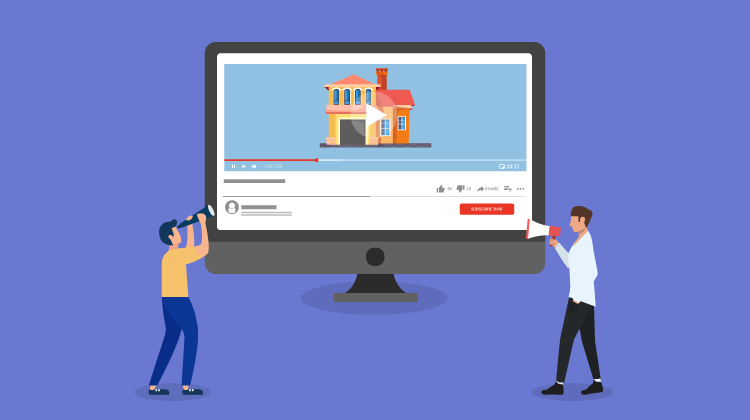 How to generate leads using Video Marketing for Real Estate Business