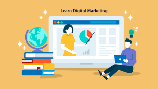 How to learn Digital Marketing [Step-By-Step Guide]