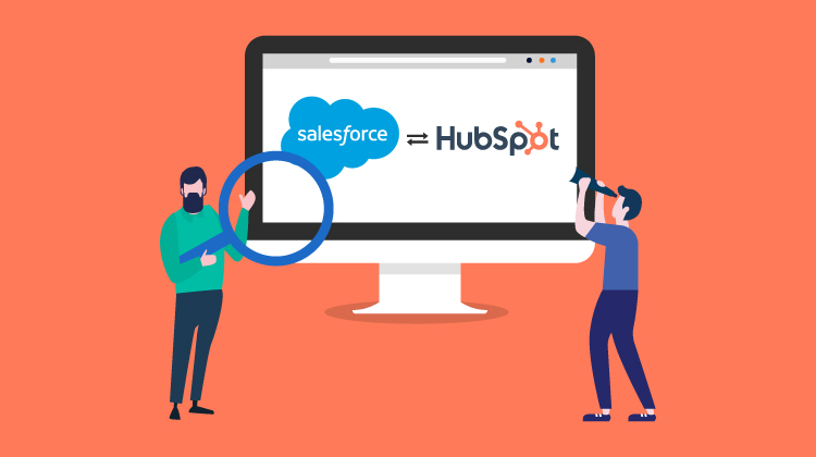 HubSpot Salesforce Integrations- your guide to the best practices