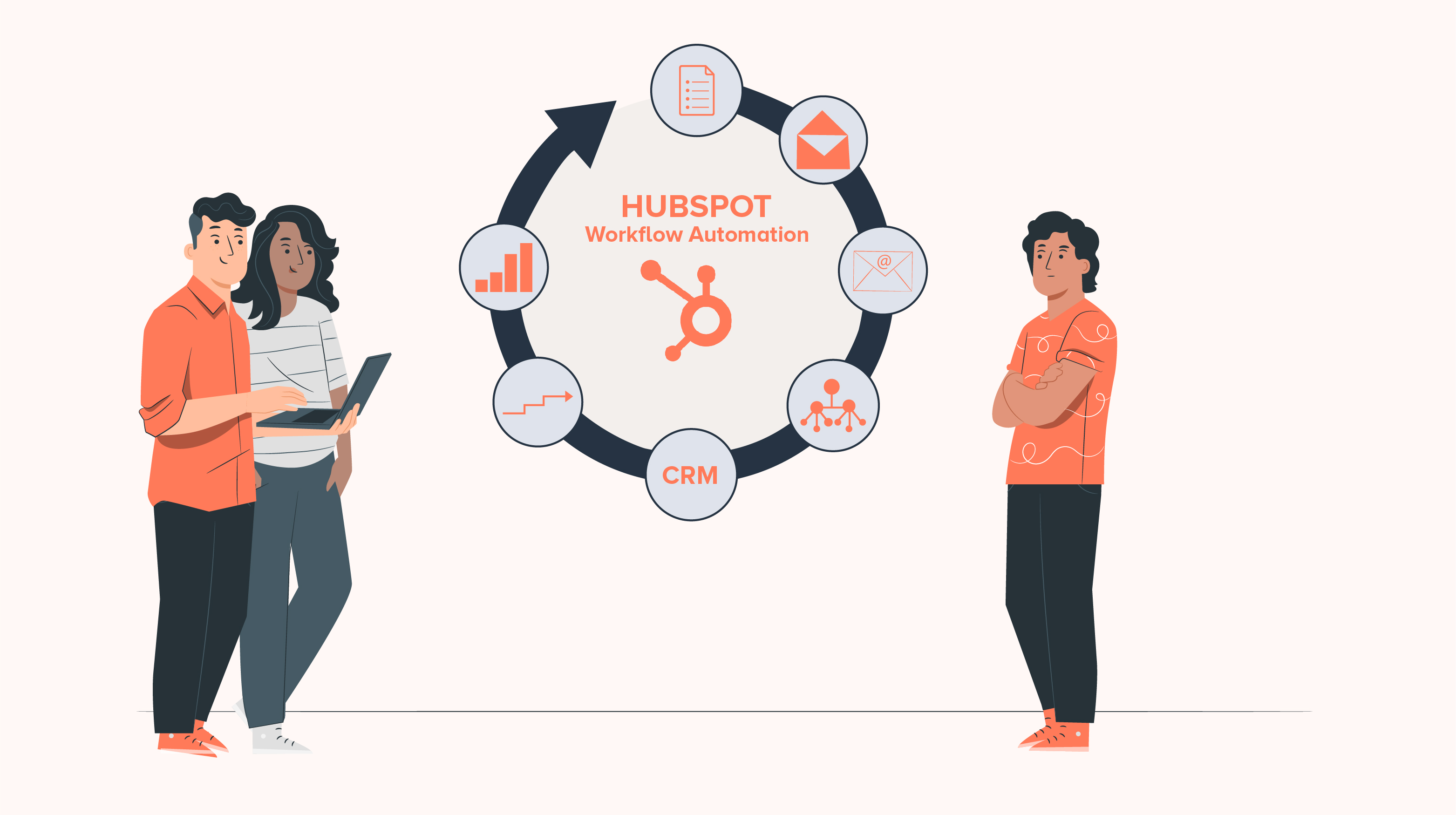 Nudge your Sales Reps to Engage Stagnant Deals with HubSpot Sales Workflow Automation