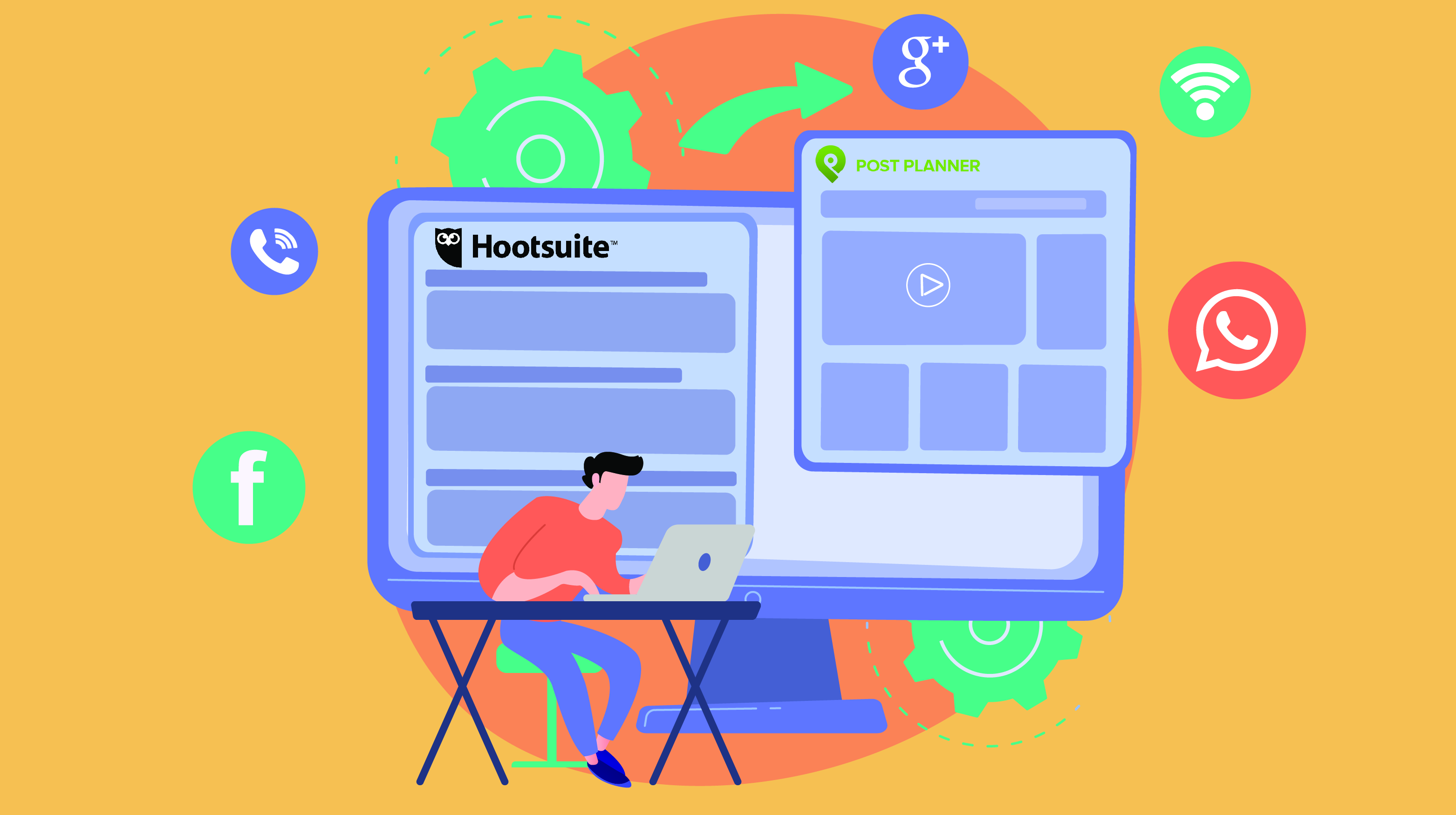 Post Planner VS HootSuite: Which is the Best Social Media Marketing Software