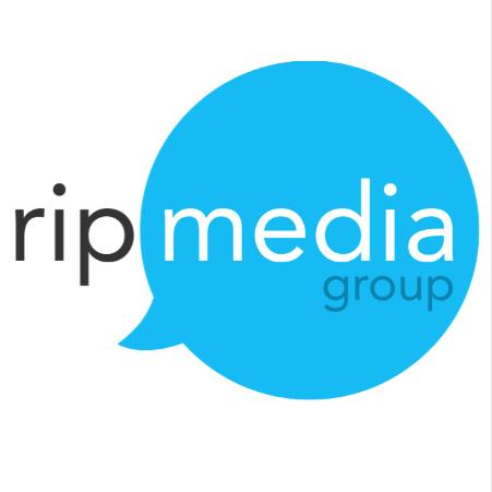RIP media group logo