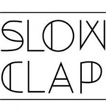 Slow Clap productions logo