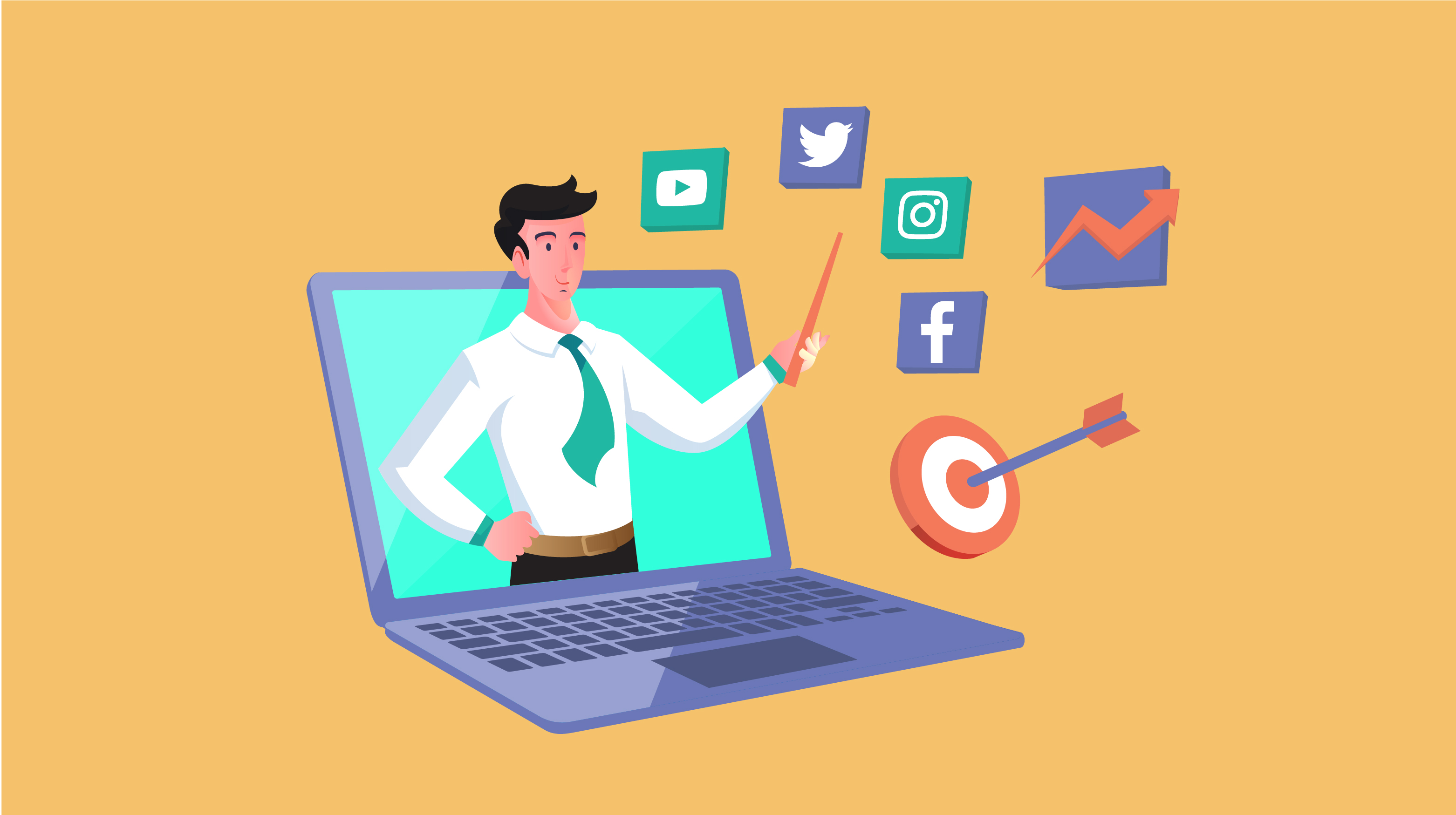 Social Media Marketing for Small Businesses: An Ultimate Guide