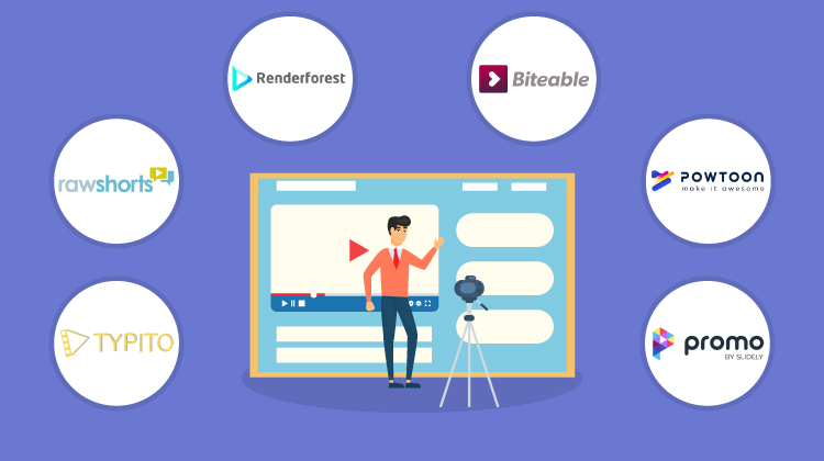 Ultimate list of Explainer Video Software to make a unique video