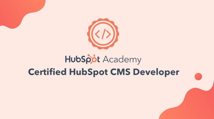 HubSpot CMS for Developers Certification