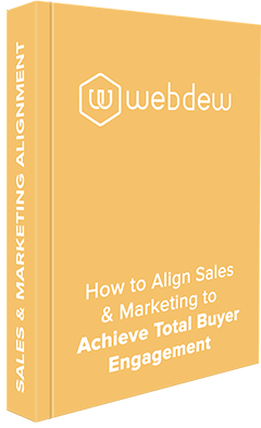 How to Align Sales & Marketing Buyer Engagements to Achieve Goals