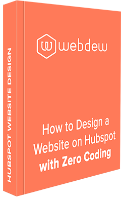 How to Design a Website on HubSpot with Zero Coding?