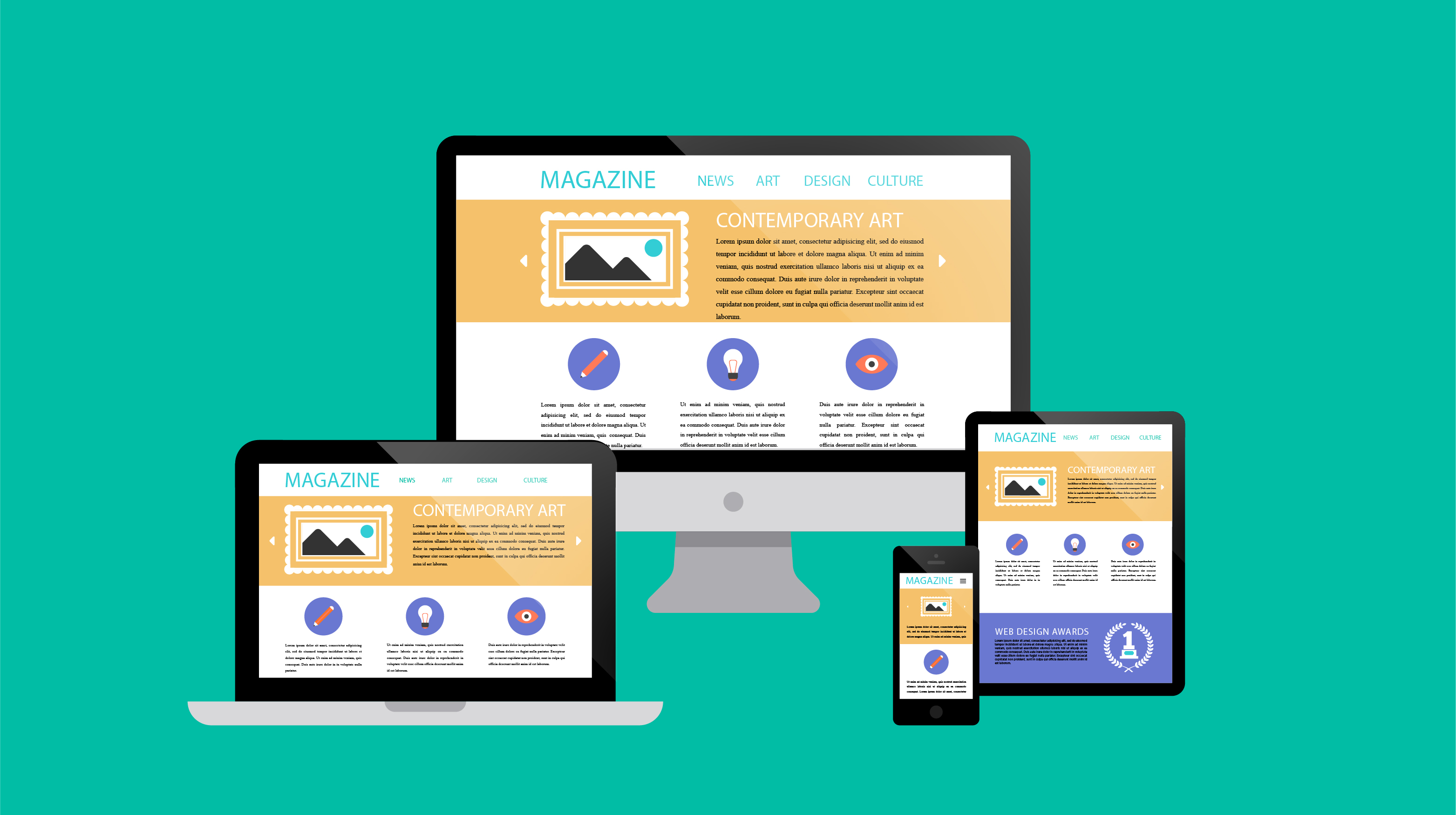 What is Responsive Web Design and All You Need to Know About It