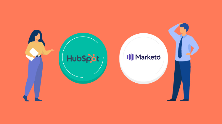 Which is the better option for marketers between HubSpot and Marketo?