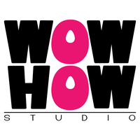Wow How Studio logo